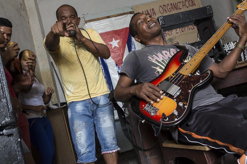 Cuba - music - Havana