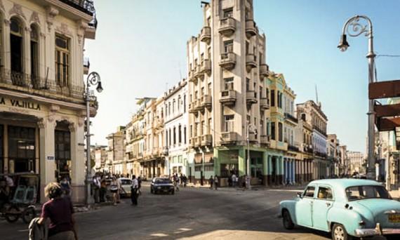 Av. Neptuno, Havana Centro, Cuba