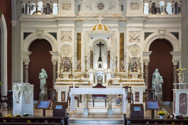 Cuba photo tour - cuba photo workshop - Santiago de Cuba - Church of El Cobre