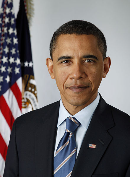 President Obama by Pete Souza