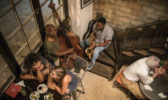Jazz - 304 O'Reilly - Havana, Cuba | Steve Anchell Photography Workshop
