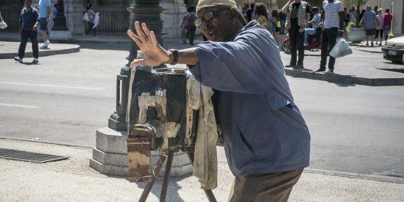 Cuban Street Photographer - Best Havana Photography Workshop