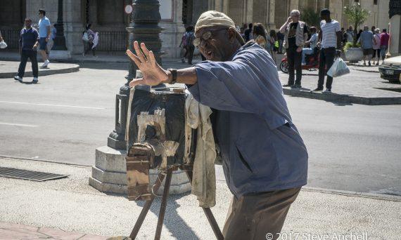 Cuban Street Photographer - Havana Photography Workshop 2017