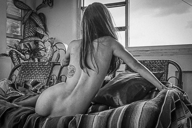 Camila - Fine Art Nude Photography Workshop in Cuba