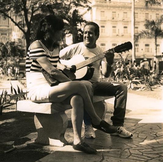 La Serenata - Stories from Cuba - Dan Henderson