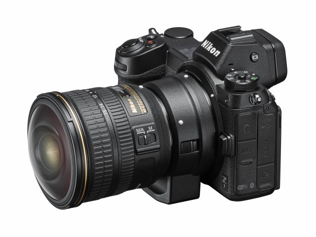 The Nikon Z 7 mirrorless interchangeable lens camera is the new standard for MILC