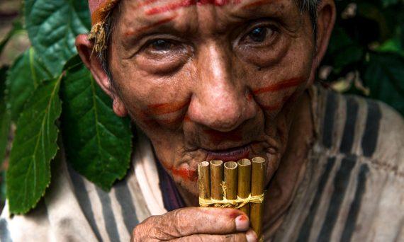 Elder Man - Peru Photography Workshop | Steve Anchell | Peru Photography Workshops and Photo Tours of Peru