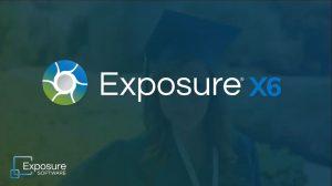 workshop sponsor Exposure X5 Software