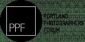 PPF - Portland Photographers' Forum Logo
