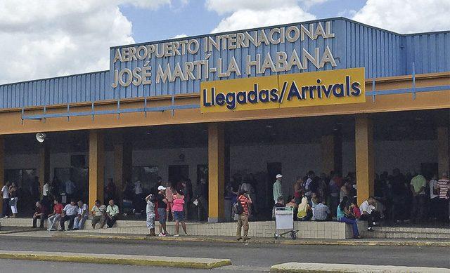 Jose Marti International Airport - Havana - Cuba