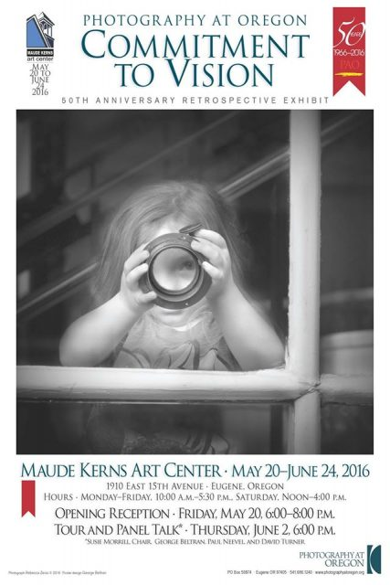 PAO Exhibit - Photography at Oregon