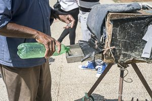 Cuban Street Photographer - Havana Street Photography Workshop - Steve Anchell