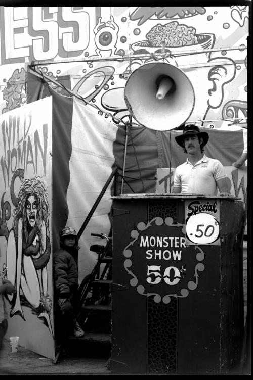 The Monster Show, Los Angeles