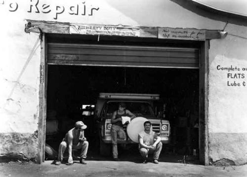Auto Repair, Penasco, N. Mex.