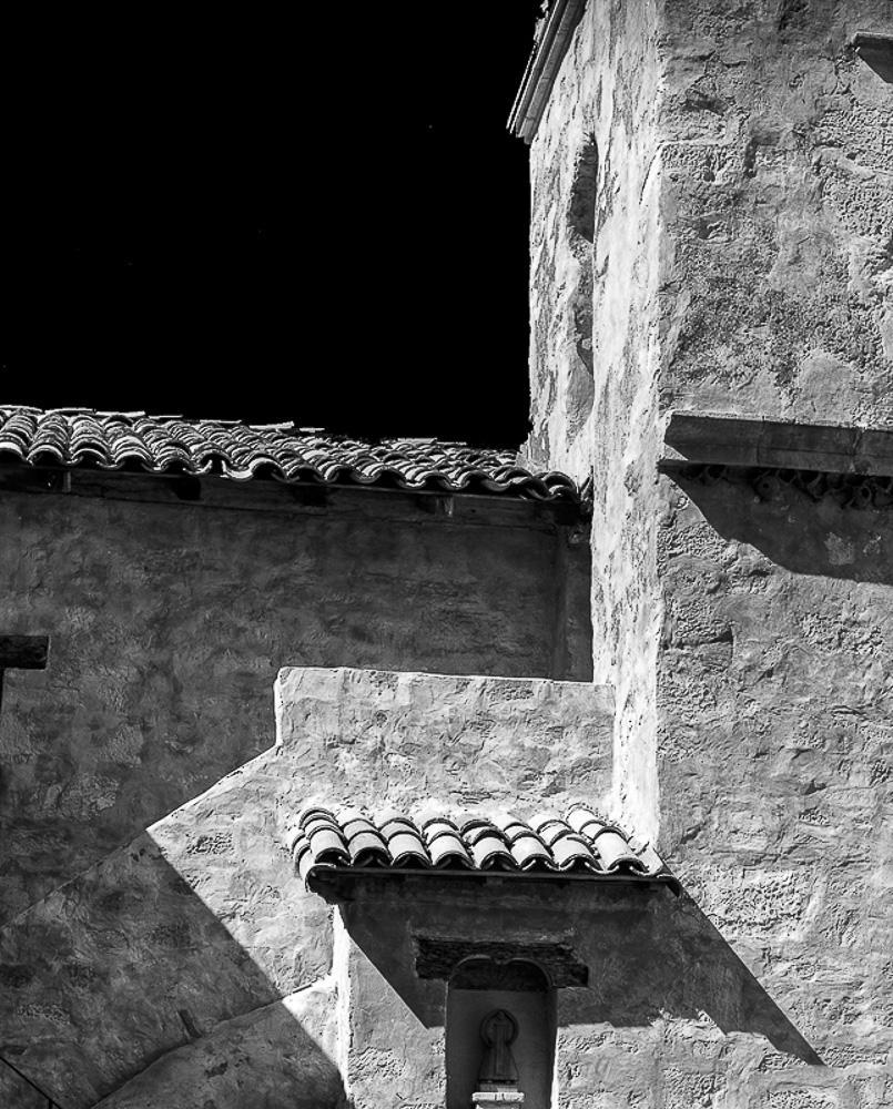 Carmel Mission, Carmel, Calif.