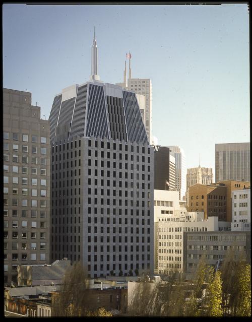 Client: Mitsui-Fudosan, 505 Montgomery, San Francisco