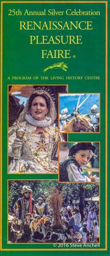 32-25th Renaissance Pleasure Faire