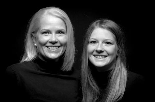 Mollie Hewitt 53) & Brittiney (22)-2