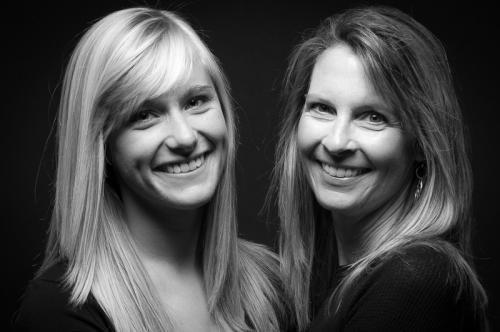Wendy Braun (49) & Hannah (18)-2